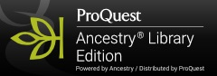 Ancestry Library Edition - Online Resources