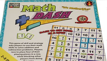 Math Dash Game