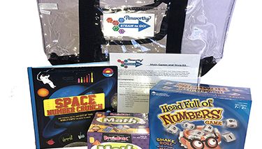 Math Games & Trivia Kit