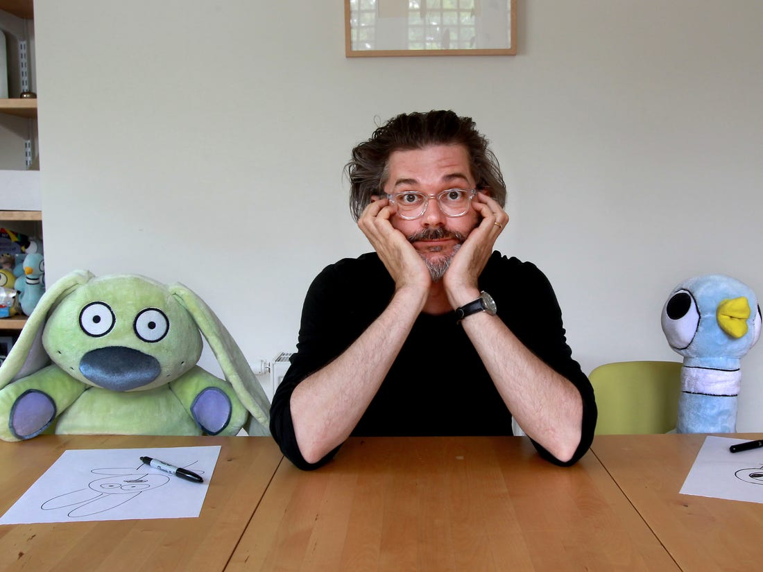 Mo Willems - Children's Picture Book Author