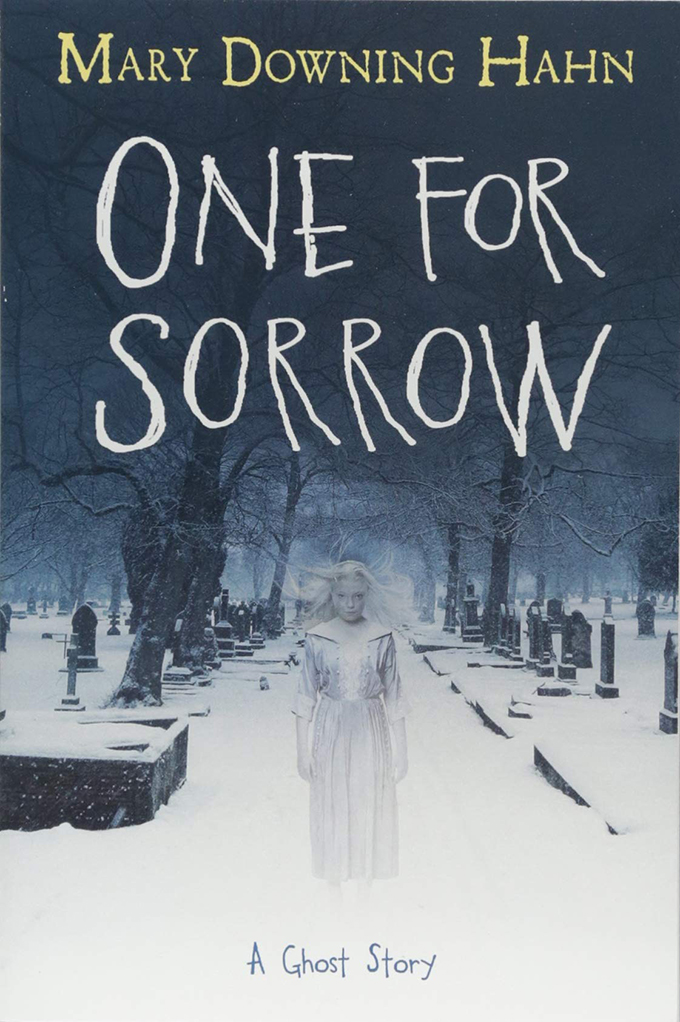 One for Sorrow by Mary Downing Hahn (1st Place, 2019-20)