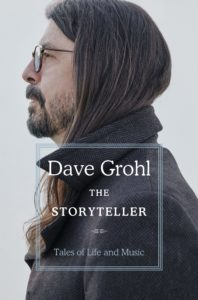 The Storyteller: Tales of Life and Music by David Grohl