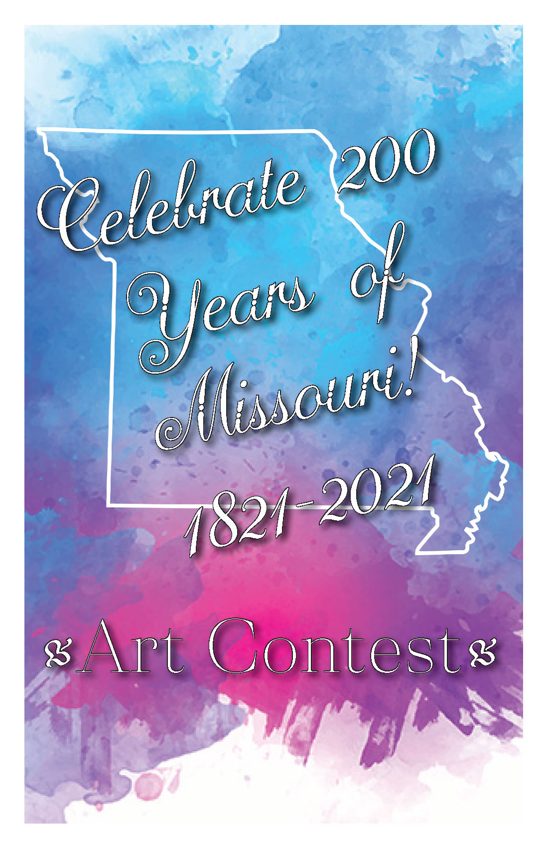 Celebrate 200 Years of Missouri with an Art Contest