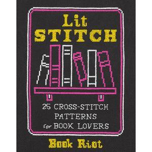 Lit Stitch Cross Stitch Pattern Book
