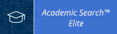 Blue Academic Search Elite Logo