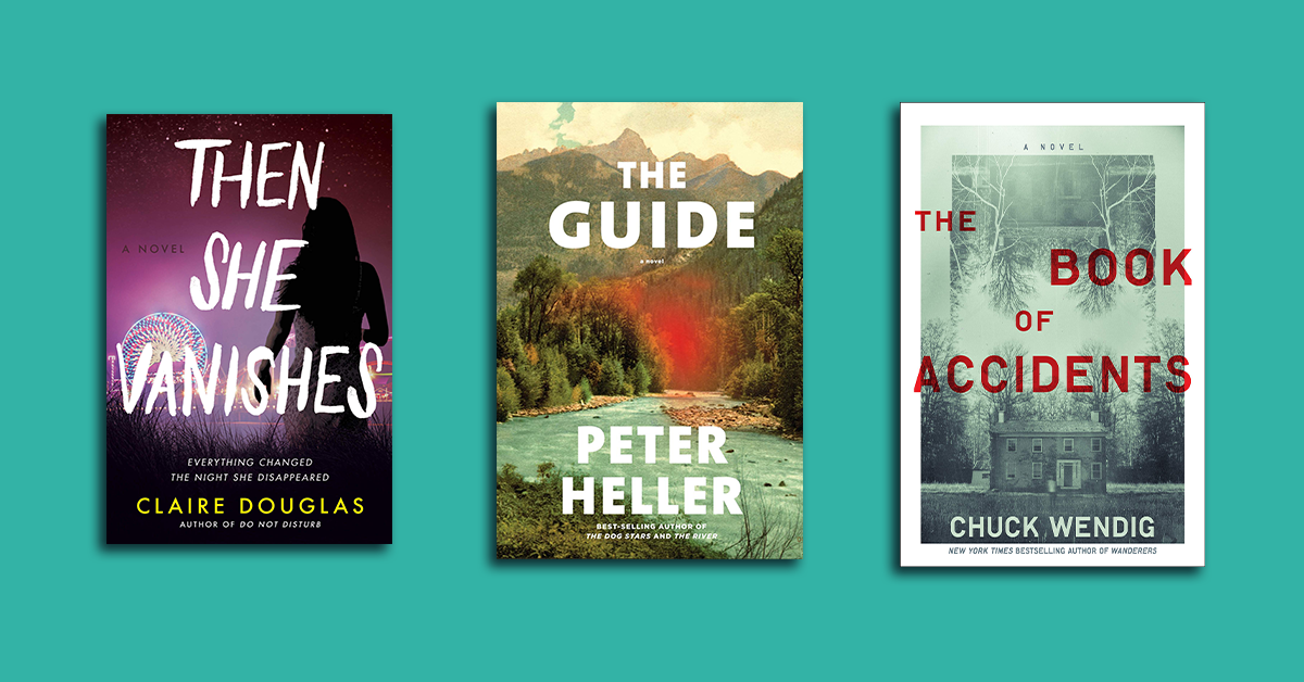 Read more about the article It's Hot Outside… Give Yourself Goosebumps with these 10 Thrillers